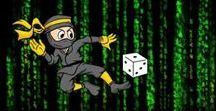 Arithmetrix (Be A Number Ninja!) Educational Entertainment Magic / #EducationalMagic #mathsmagic #mathemagic #computationalcreativity #computersciencefx #arithmetrix #numeracyfx  www.flummix.com