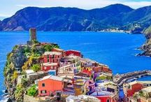 Italy Travel Inspiration / Our happy place.