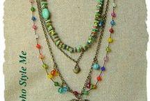 DIY: Beaded Necklaces