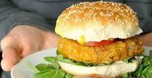Vegan Sandwiches & Burgers / Vegan sandwich and burger recipes.