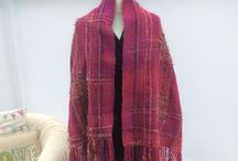 BlackDogsDesigning on EBay / My handwoven design shawls and scarves...