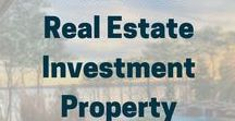 Investing in Real Estate / Thinking of investing in real estate? Financial calculators, investment tips, how to finance properties, and what type of properties are best for you...