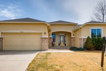 """Under Contract-7838 Stonedale Dr Castle Pines, CO 80108 / 3Bed/3Bath Ranch in Castle Pines! Kitchen has 42"""" Cabinets, Center Island, Granite Counters, Gas Stove. Kitchen opens to Family room, gas fireplace with blower. Great Room, Office with built in bookshelves, Huge Master Bedroom with 5 piece Bath bonus jetted tub. Secondary Bedroom and full Bath on main level. Walk out Basement has Bedroom, Bath, Recreation Room, Hobby/Workroom, Storage Area, Screened in Porch! Mature landscaping, Raised Garden area, Community Pool, Golf Course, Clubhouse, Parks."""