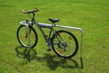 Fahrradständer / Unsere Fahrradständer: Einfache und kostengünstige Möglichkeit für Besucher oder Kunden das sichere Abstellen von Fahrrädern zu ermöglichen.
