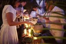 You and the Chef / Food stations designed to delight.