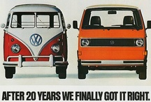 Das Vdub Ads / Here are some funny and great VW ads from over the years. / by Volkswagen Southtowne