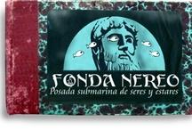 Fonda Nereo / Posada submarina de seres y estares