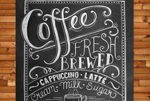 Coffee love / by Lisa Jasiurkowski