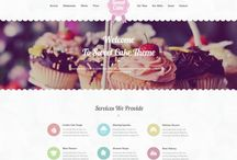 Website & Graphic Design. / Ideas for creating beautiful websites.