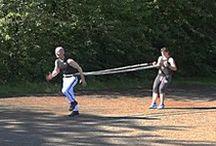Functional Training Übungen / Functional Training Übungen im Originalbeitrag unter http://blog.sportlaedchen.de mit Praxisvideo