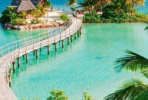 Island holiday destinations