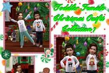 Colour Sims - Advent 2014 Updates / Updates from this year's Advent!