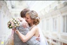 fall wedding / fall wedding russia bride sun