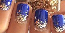 Nail Art / nails, nail designs, nail art and nail colors