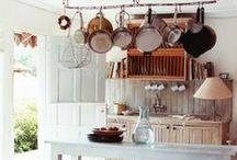 Home Inspiration / Rustic Home Decoration inspiration, paint colors, patio designs, interior design.