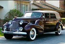 Cadillac / by Allan Dynes