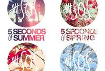 5 Seconds of Summer / I love these guys! / by Irelyn