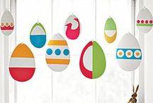Easter in the window - Húsvéti ablakdíszek