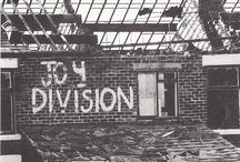 Ian Curtis/Joy Division / My hero.. / by Abby