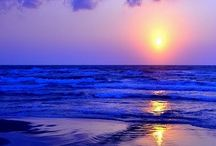 ~ summer, sand, sunset ~ / by Patricia P