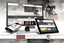 My Web Design / WD work
