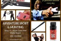 Adventure Sport & Hunting / Outdoor adventure, safety, sport