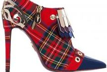 Plaid / Scottish Tartan Fashion / by Allan Dynes