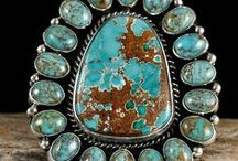 Turquoise Jewelry / by Allan Dynes