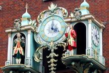 Antique Clocks / by Allan Dynes
