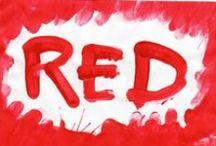 RED / Painters use red like spice. - Derek Jarman