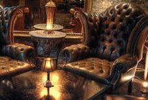 Wine / Cigar / Games Rooms / Wine Cellars,Cigar Rooms,Games Rooms / by Allan Dynes