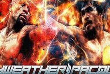 Pacquiao Mayweather May 2, 2015 / The Fight! / by Rikk