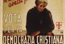 propaganda Italia 2° dopoguerra