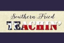 Southern Fried Teachin / I love creating materials for the classroom! All of these products are located in my TpT store at https://www.teacherspayteachers.com/Store/Southern-Fried-Teachin