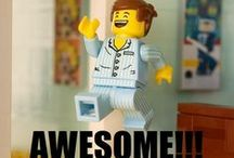 Lego's / Lego's are so cool