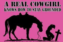 All Things Cowgirl (&country)