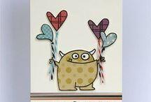 MFT e.a. cute stamps