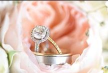 Engagement Rings From Aisle Society / Engagement Rings and Wedding Bands!