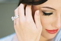 Makeup From Aisle Society / Gorgeous and Glamorous Bridal Makeup and Beauty Ideas!