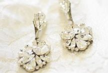 Bridal Accessories From Aisle Society / Stylish Bridal Accessories for every Wedding Day, from Jewelry to Headpieces to Shoes!