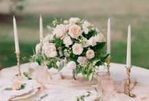 Tablescapes From Aisle Society / Inspiring and Unique Wedding Table Decor