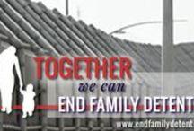 End Family Detention / www.EndFamilyDetention.com