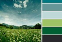 Colors,couleurs,kolory / Colors I love & like to look at :)