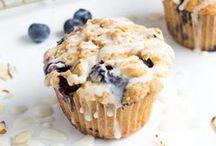 Muffins & Breakfast Bread Recipes / Muffins, breakfast breads, banana bread recipes, zucchini bread recipes.