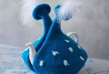 Tea Cosy / All about keeping the tea got