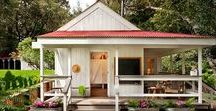 Tiny House Ideas / Tiny house ideas and tree house inspiration.