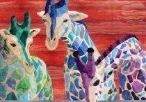 Quilt Animals