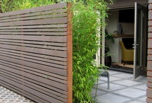 Outdoor spaces / by Corrie Hooykaas