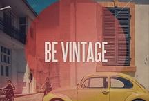 vintage / by Corrie Hooykaas