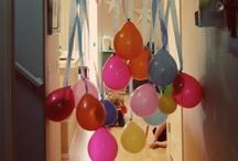 Birthday surprises / by Corrie Hooykaas